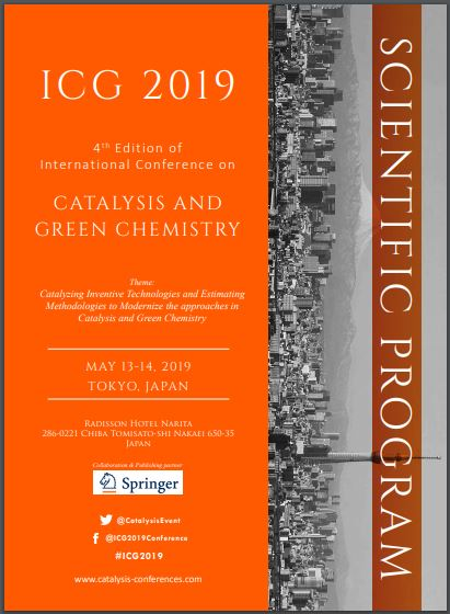 4th Edition of International Conference on Catalysis and Green Chemistry Program