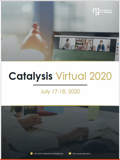 First Edition of Global Webinar on Catalysis, Chemical Engineering and Technology Book