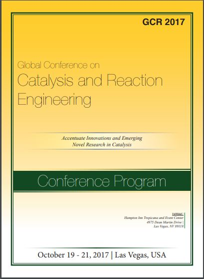 Global Conference on Catalysis and Reaction Engineering Program