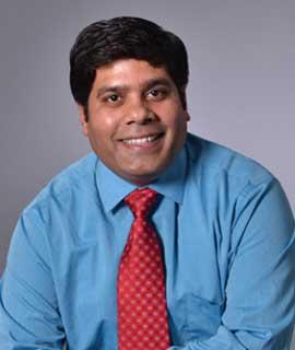 Ajay Kumar Mishra, Speaker at