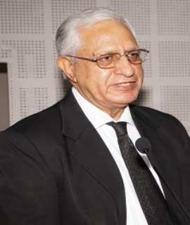 Brij M Gandhi, Speaker at