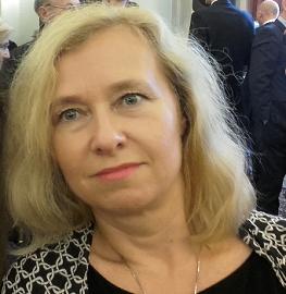 Speaker for Chemical Engineering Conferences 2019 - Ewa Maria Siedlecka