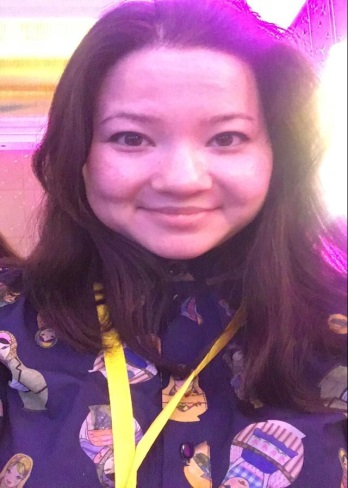 Potential speaker for catalysis conference - Gulzat Demeuova