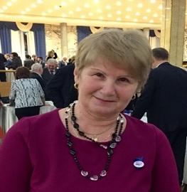 Potential speaker for catalysis conference - Mikhalenko Irina Ivanovna