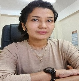 Speaker for Chemical Engineering Conferences 2019 - Nazym Zhunusbekova