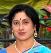 Potential speaker for catalysis conference - Nirmala Vaz